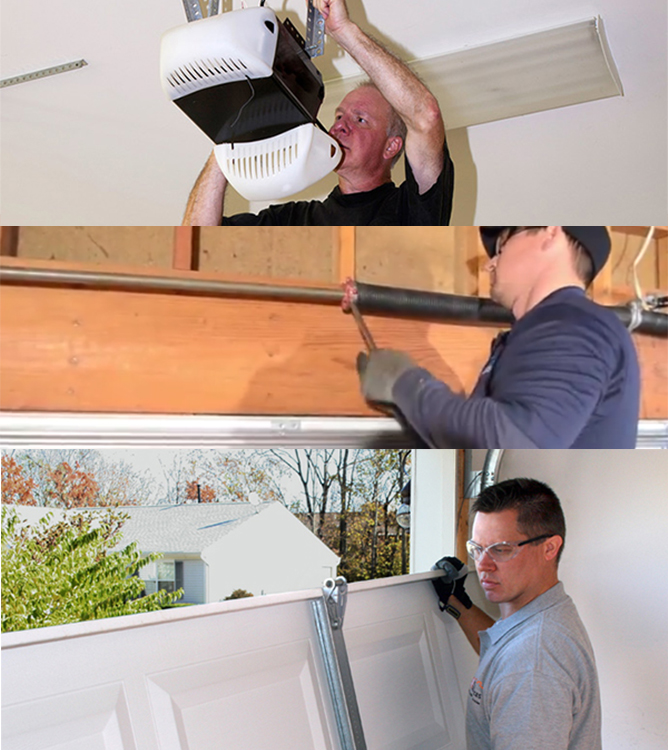 Garage Door Installation & Sales