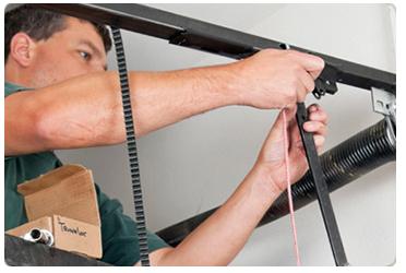 Garage Door roller repairs